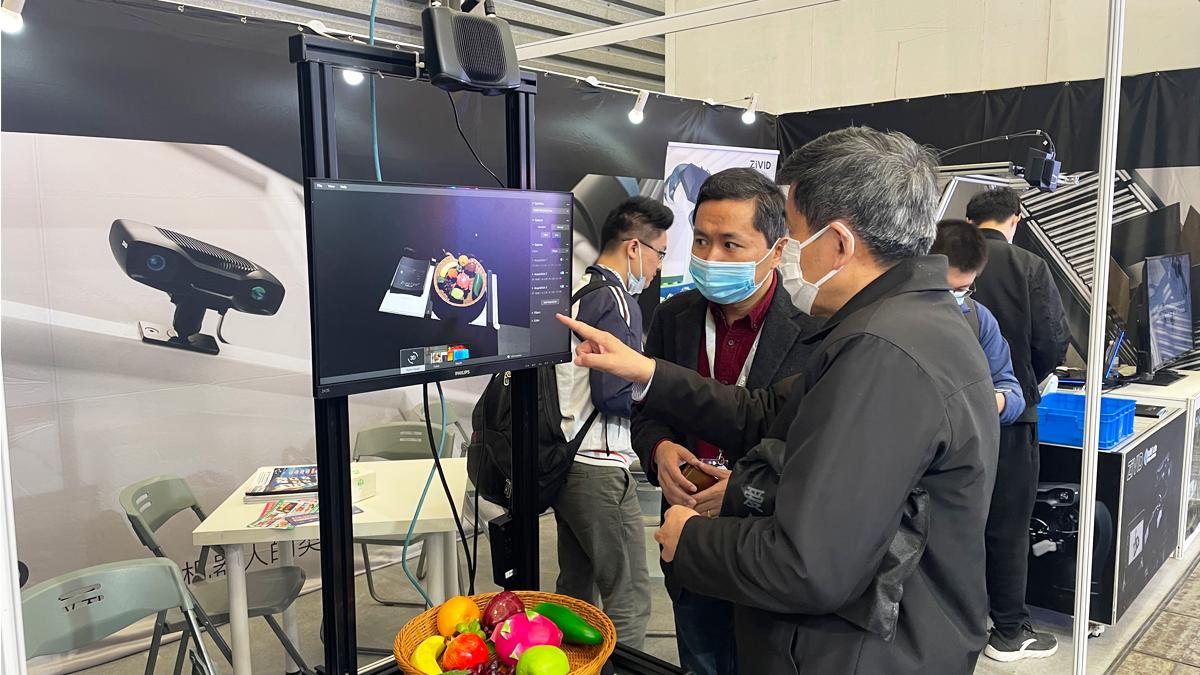 Zivid-Two-Vision-China 2021
