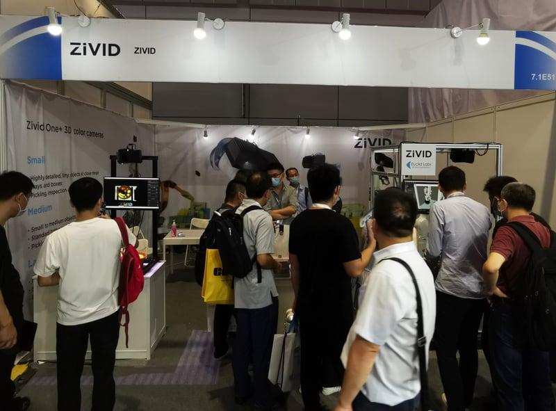 Zivid-booth-VisionChina2020-1