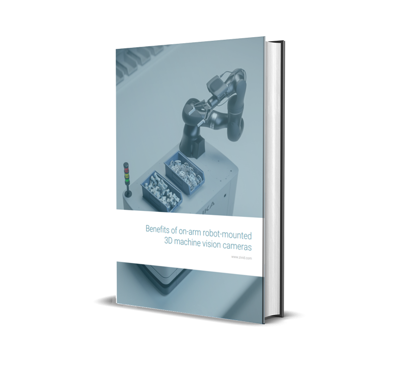ebook on-arm robot-mounting 3D vision
