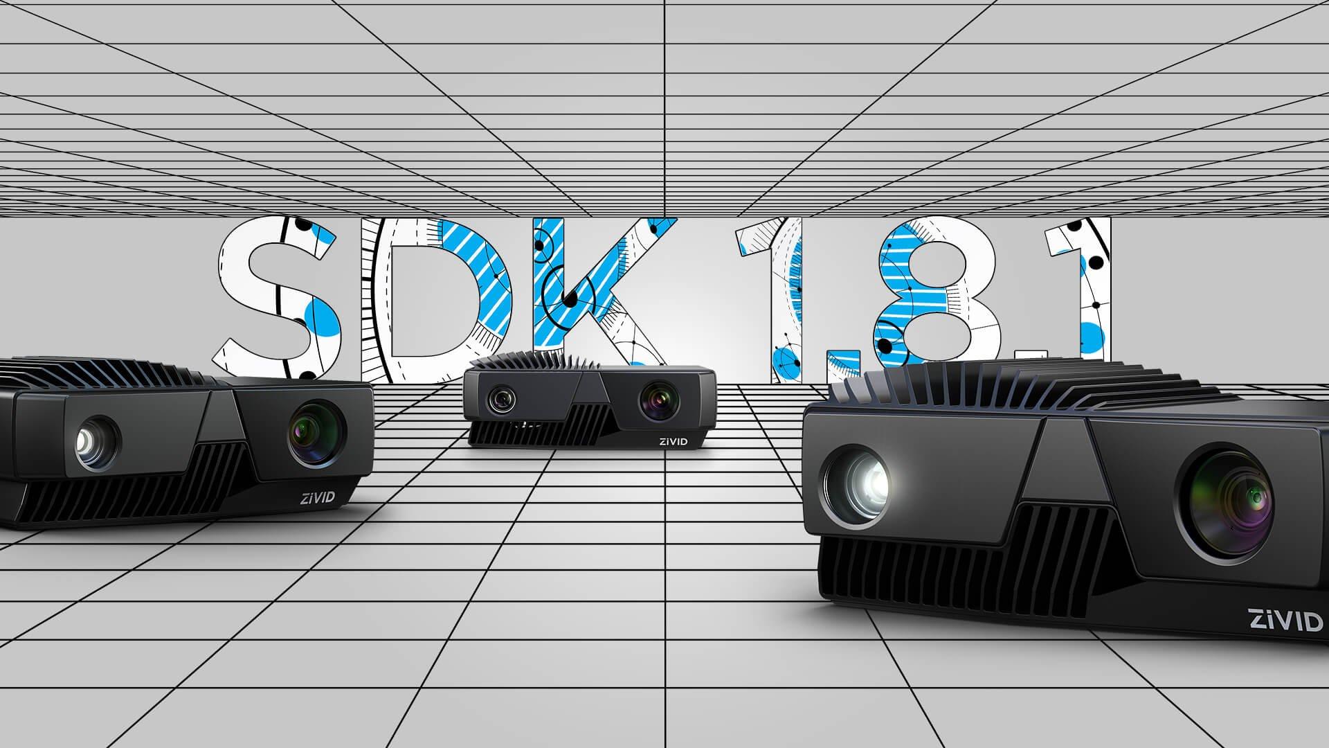 Zivid Software SDK 1.8.1